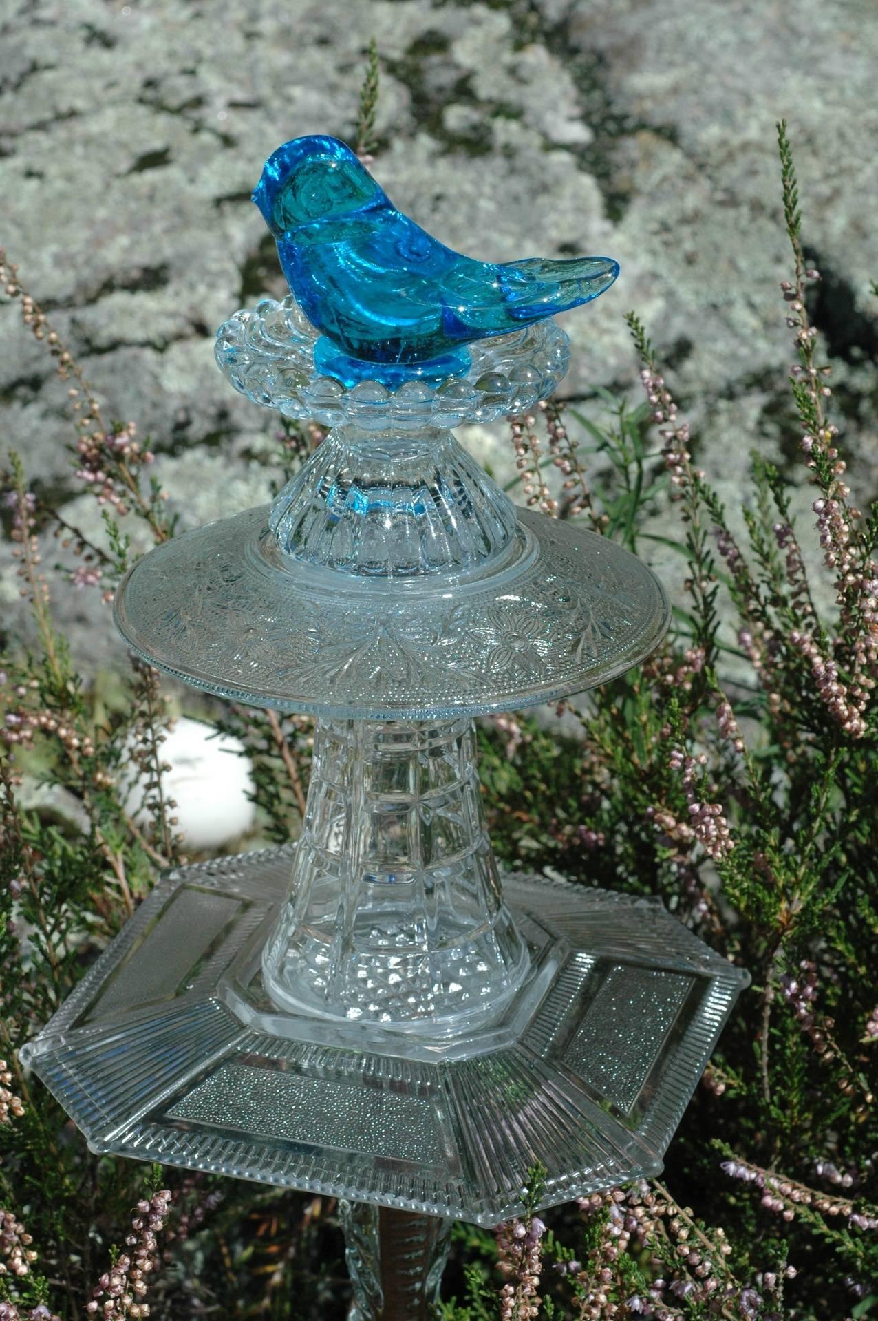#166 - I Hear the Blue Bird Sing - SOLD