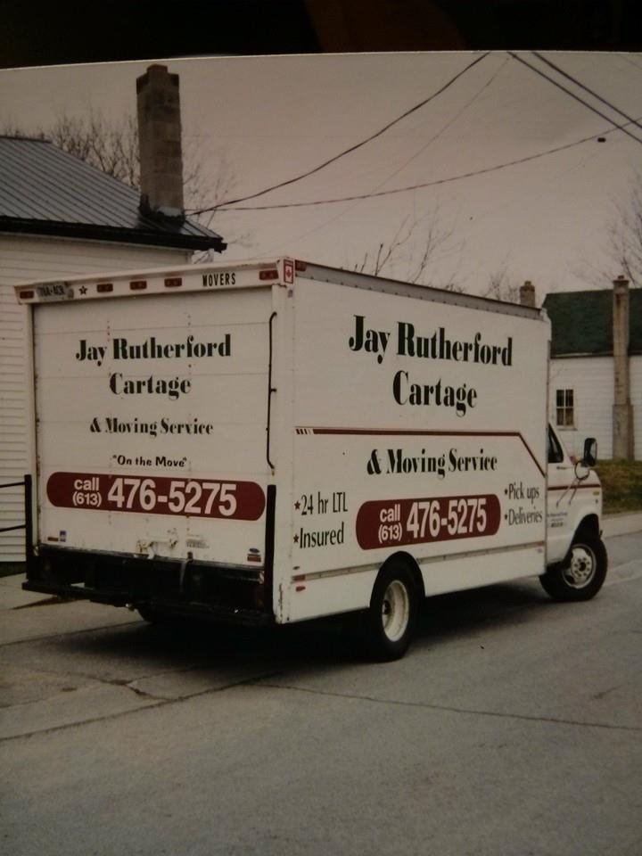 Our second truck