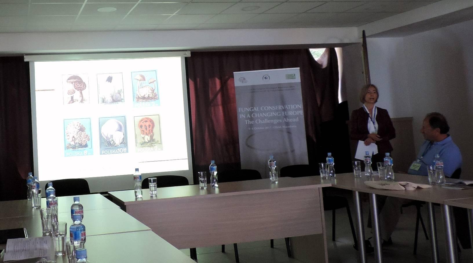 Izabela Kalucka on status of legal protection of macrofungi in Poland
