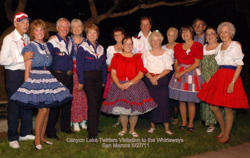 May 27, 2011 to the Whirlaways