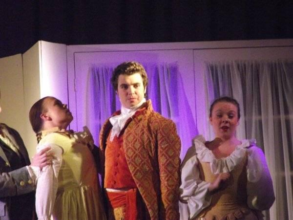 The Marriage of Figaro - Heritage Opera