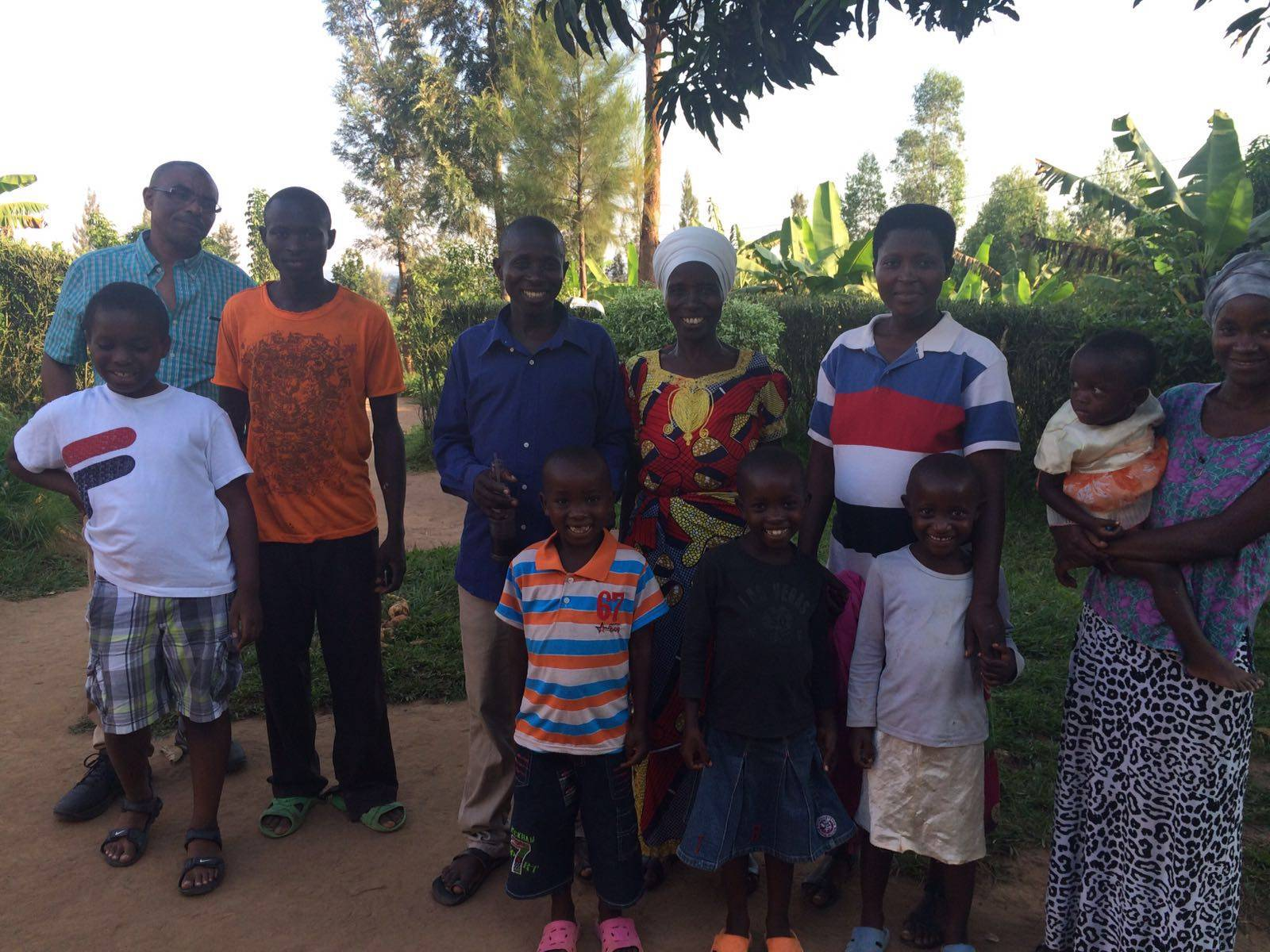 DIM Outreach Mission to Rwanda