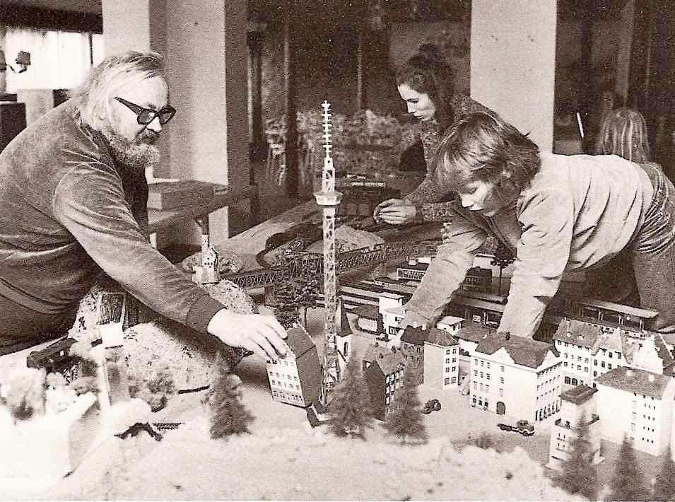 Hotell Molleberg (Konstnarsgarden) 1978