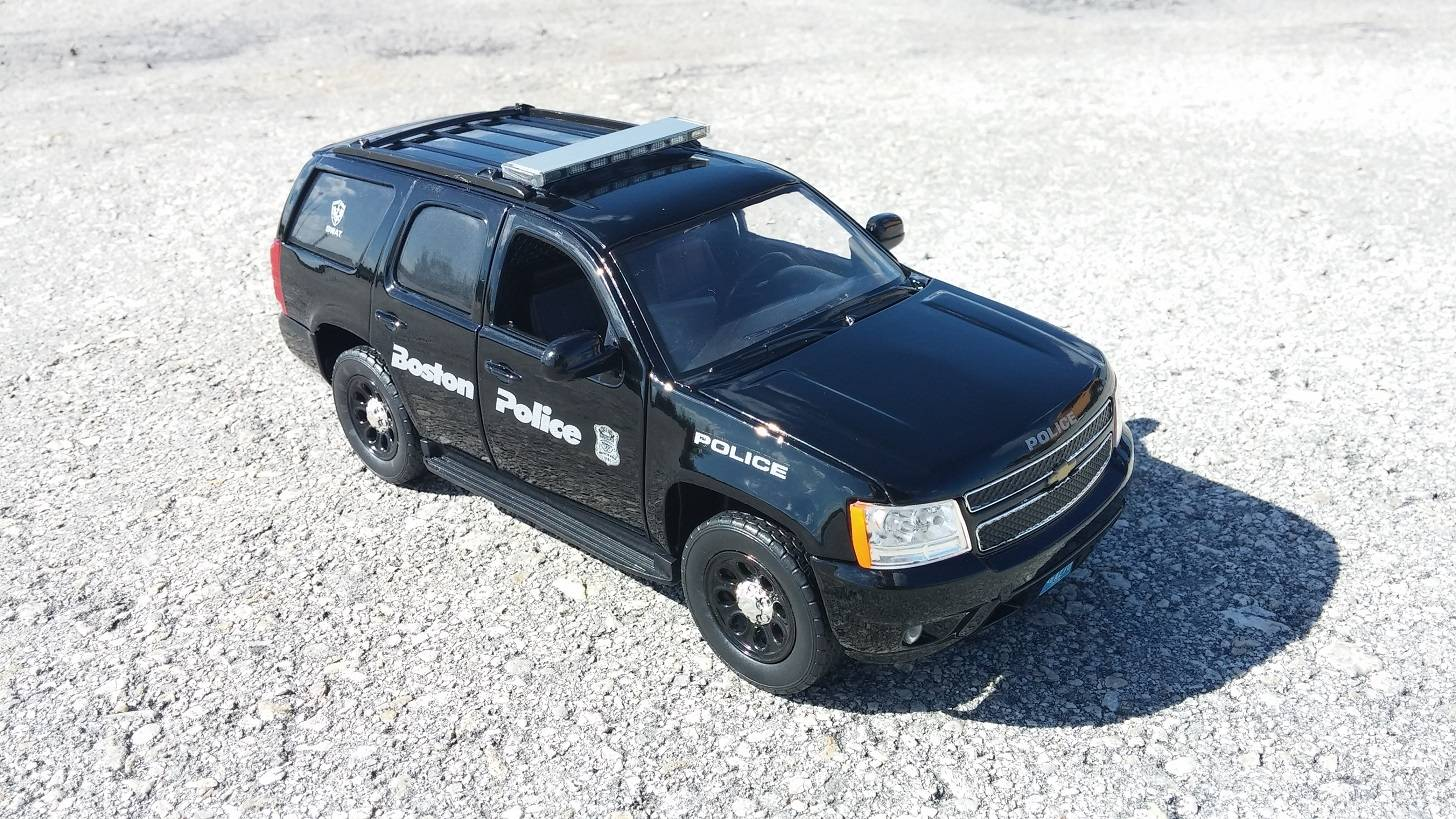 BOSTON POLICE DEPARTMENT, MA (SWAT)