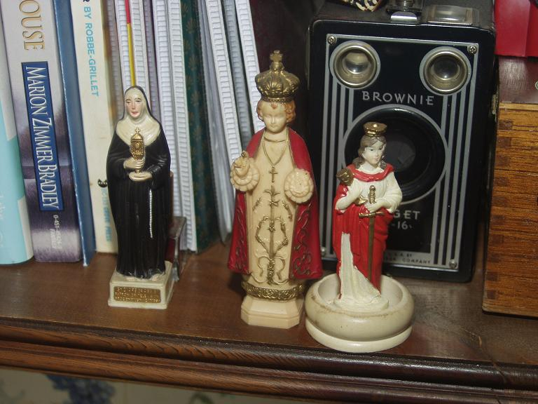Plastic Saints