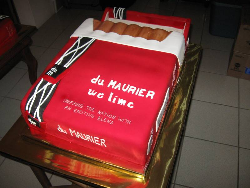 WITCO 40th Anniversary Cake