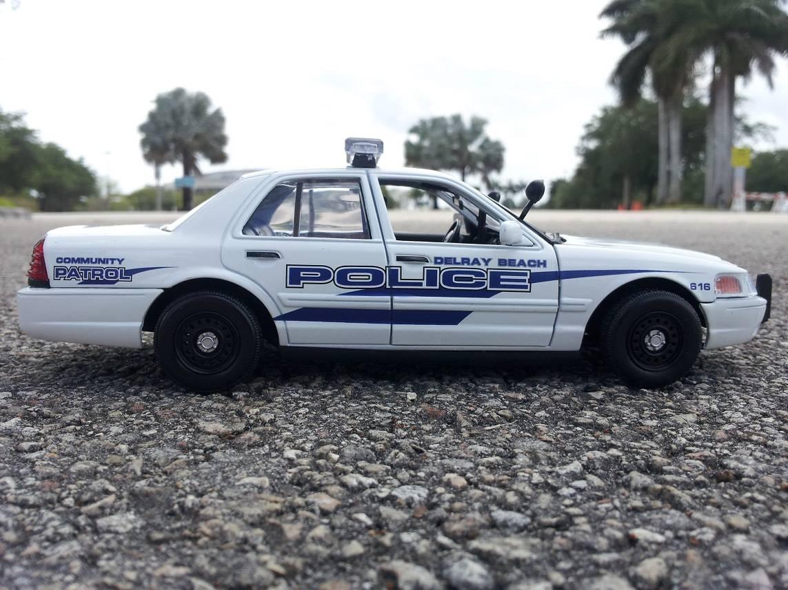 DELRAY BEACH POLICE DEPARTMENT, FL