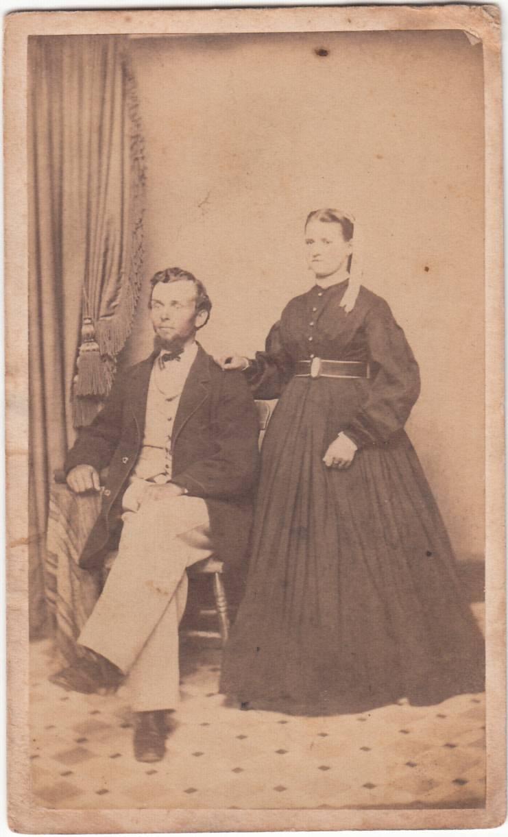 W. E. Huber, photographer of Bernville, Pennsylvania