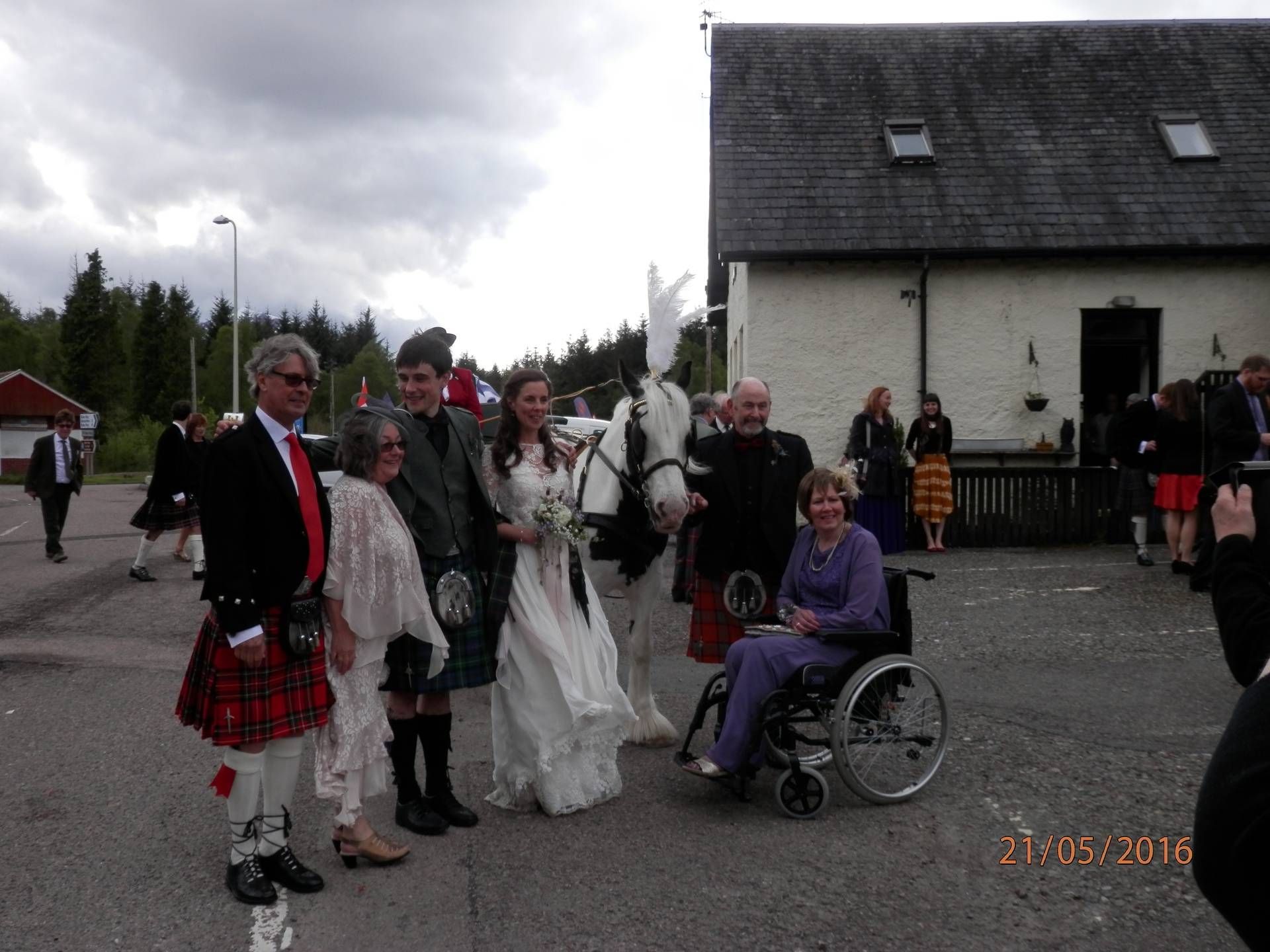 Roybridge Wedding