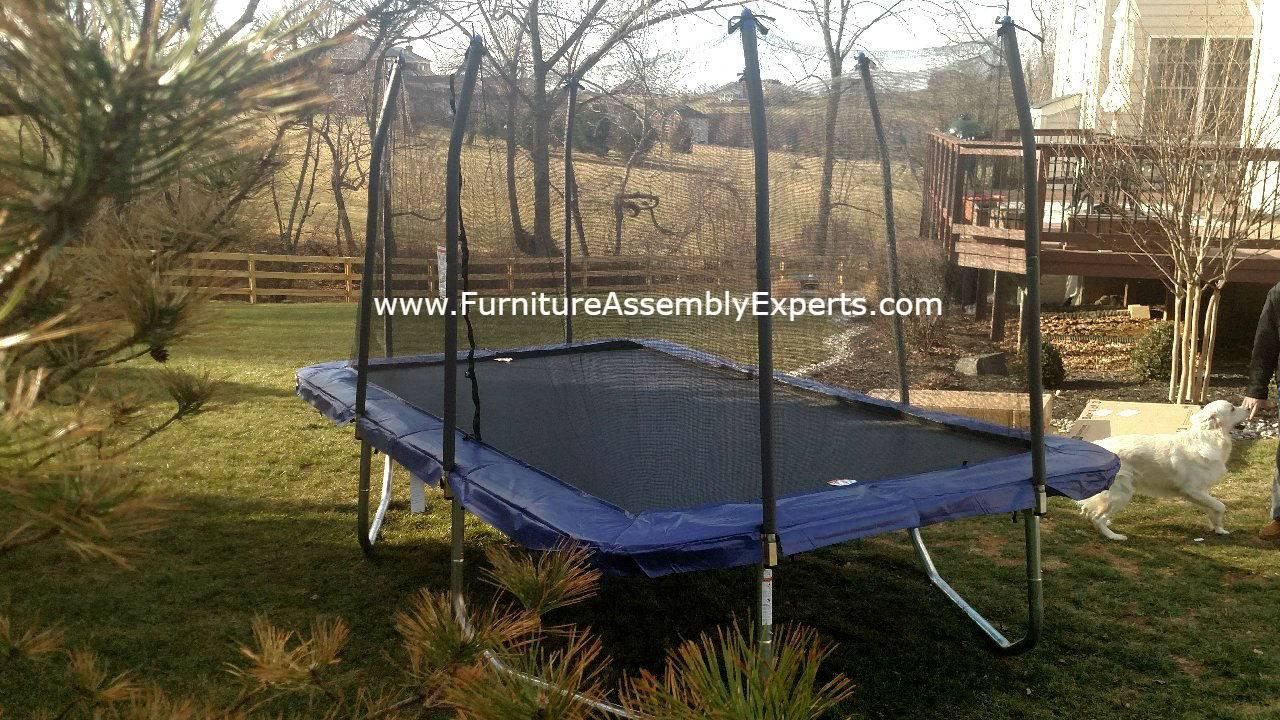 skywalker trampoline removal service in Silver spring MD