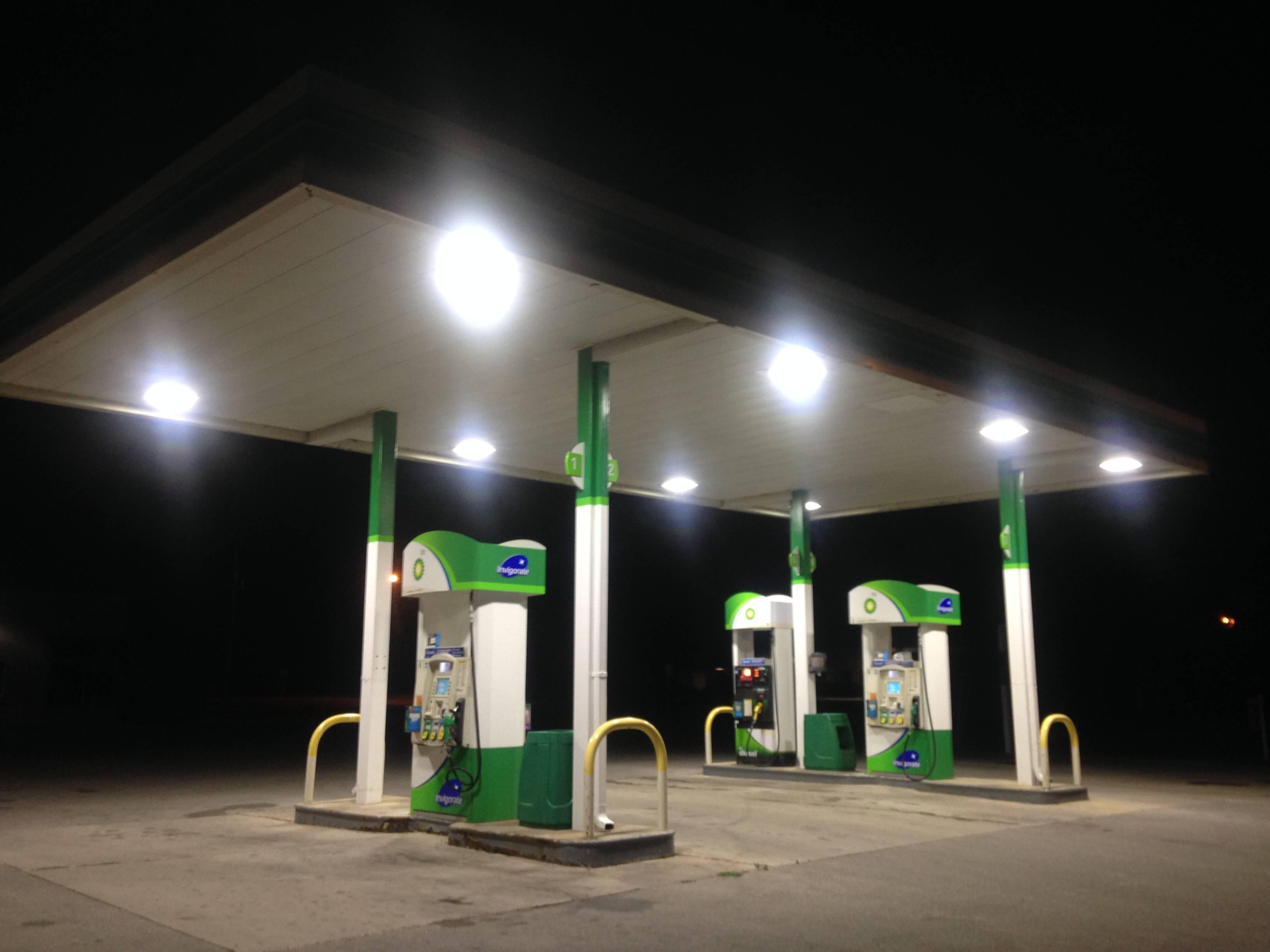 Gas Station 2019