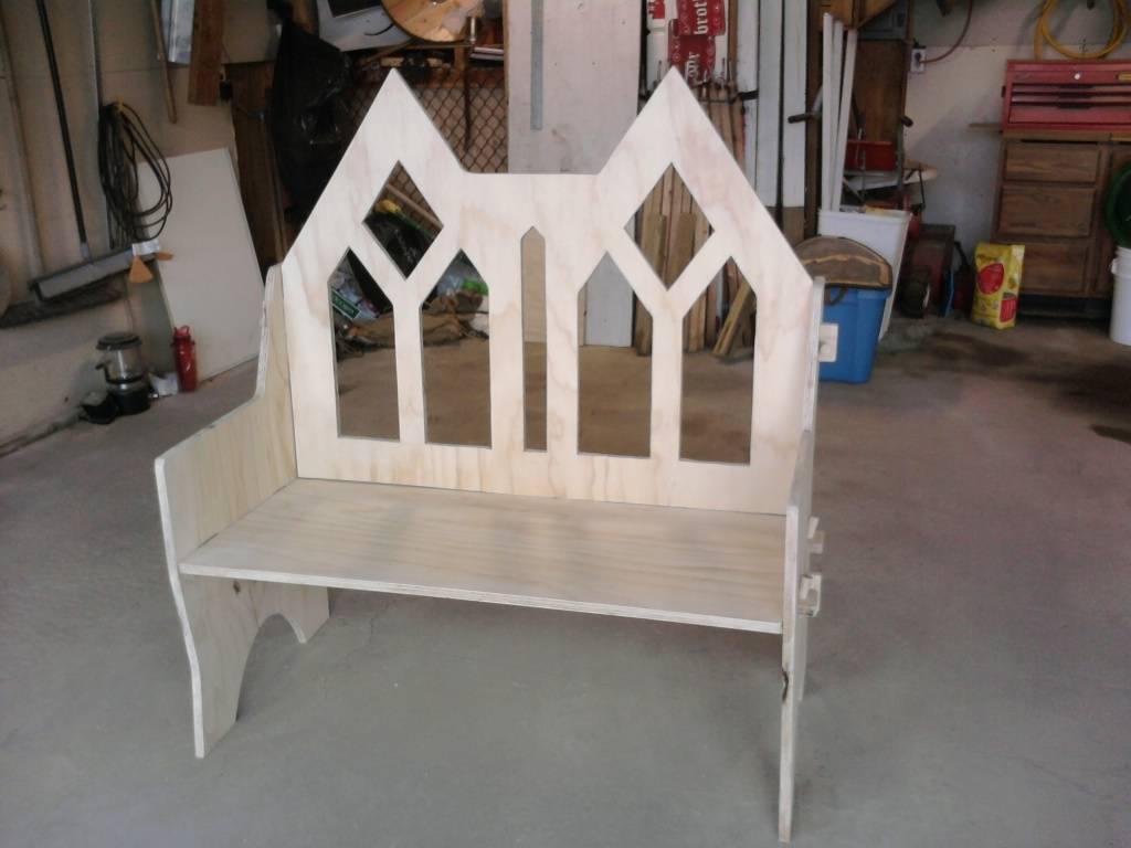 Breakdown bench 1