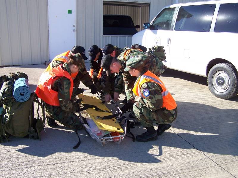 Emergency Services Training