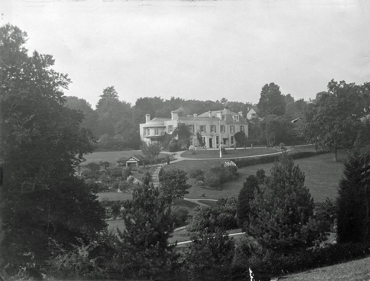 Cliffden House 1920's /30's