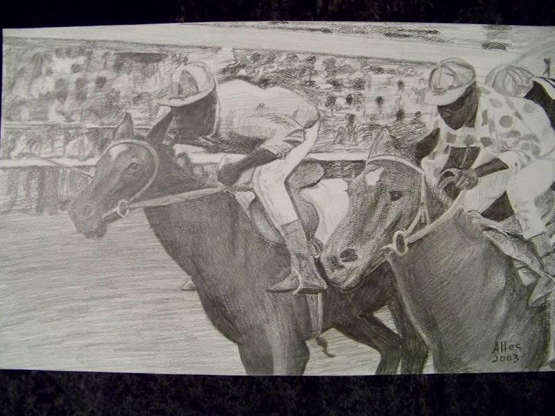 Close race