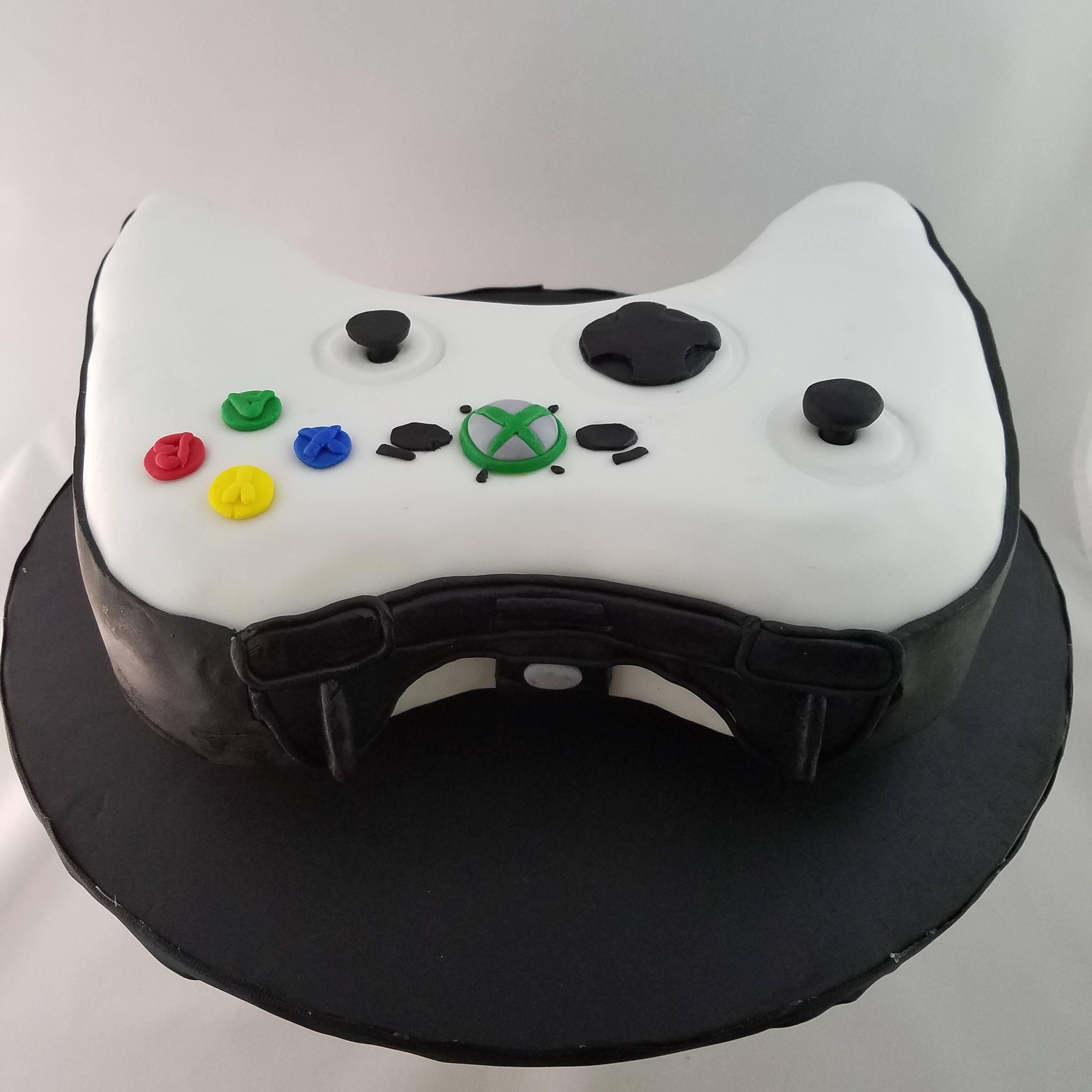 Gamer's cake