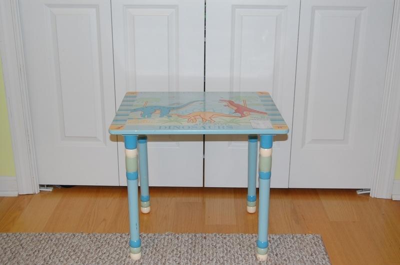 Dinosaur Table