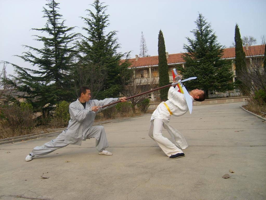 Wang and Cui Shifus