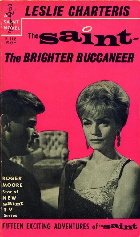 K112 - The Saint - The Brighter Buccaneer