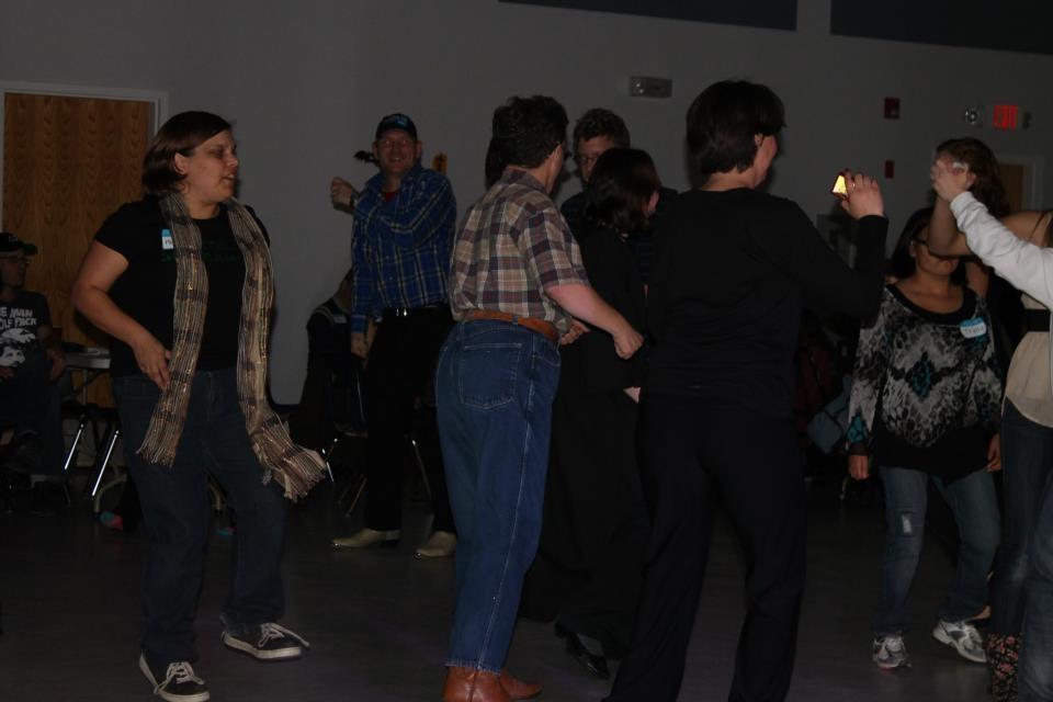 Community Services Dance