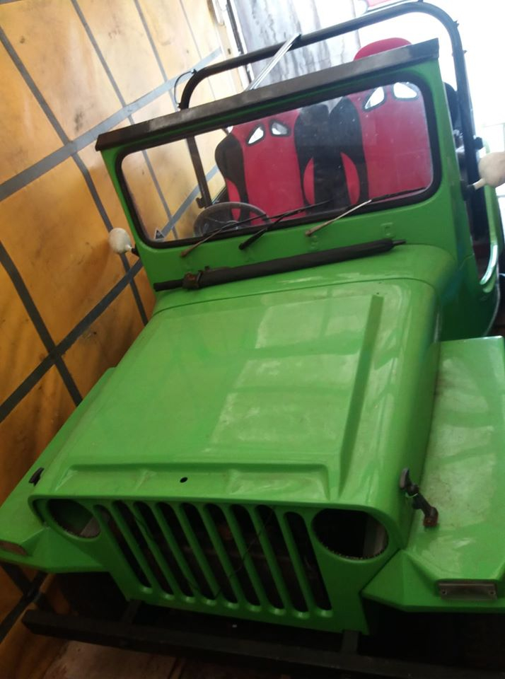 Robert's Jago Jeep