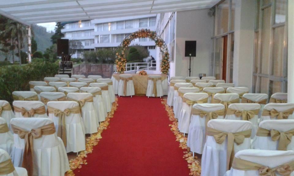Evento en Hotel Quito