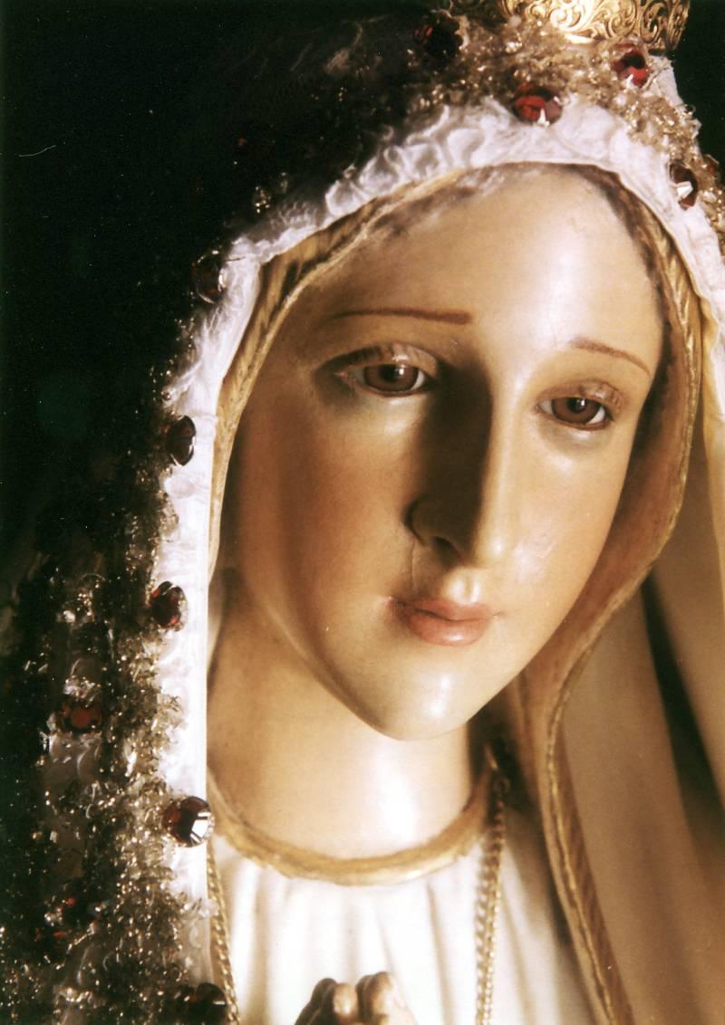 International Pilgrim Virgin Statue of Our Lady of Fatima