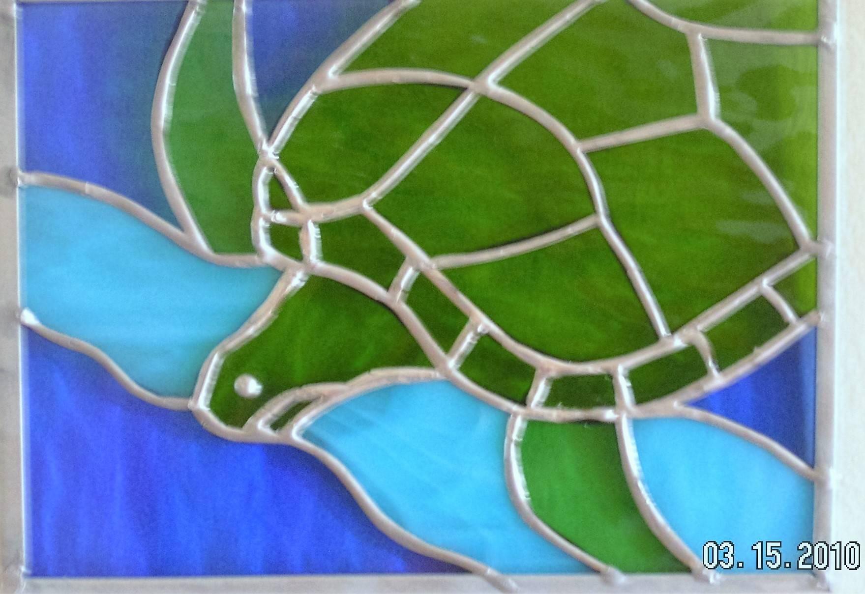 Sea Turtle Panel