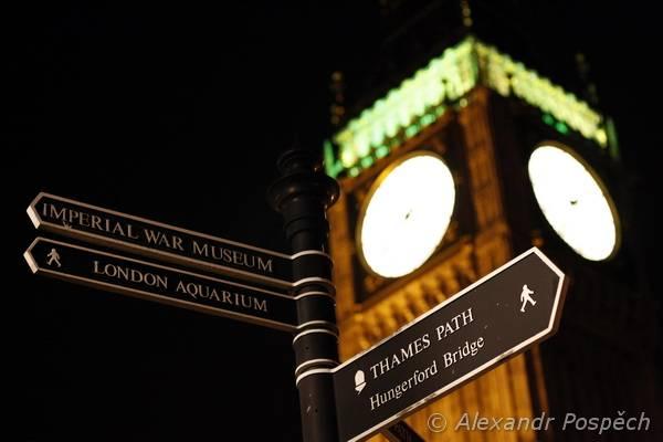 Big Ben Signs