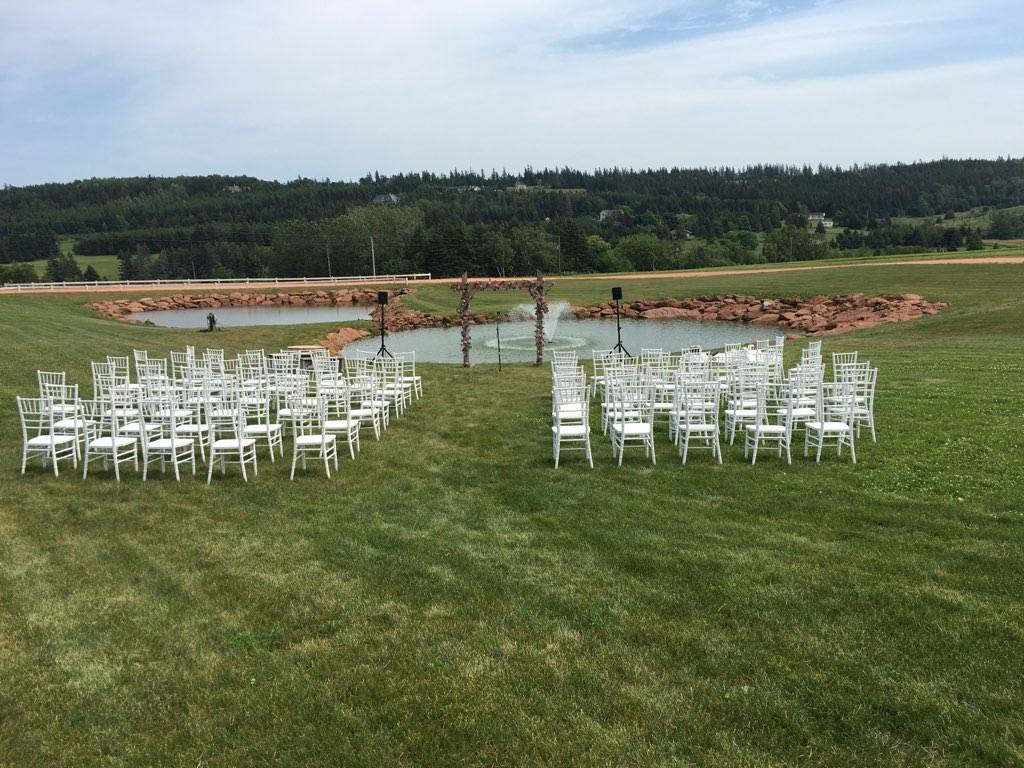 Clinton Hills Ceremony