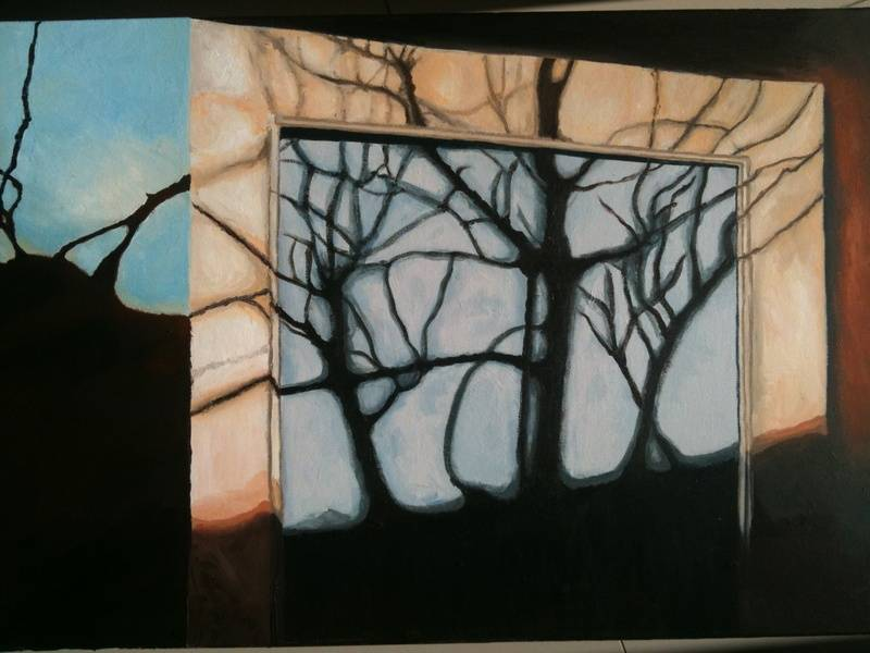 Shadow Trees (SOLD)