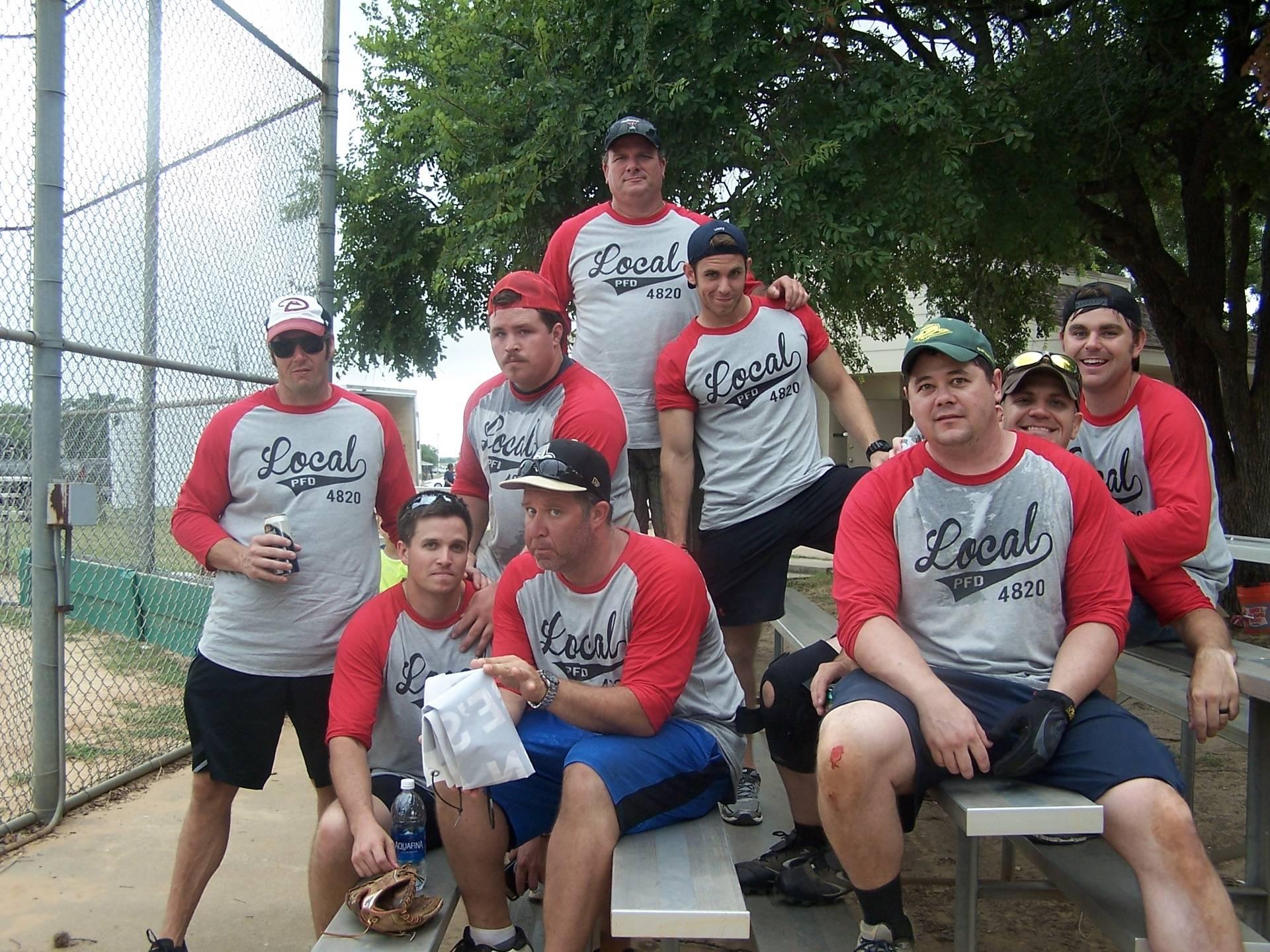 Pedernales team