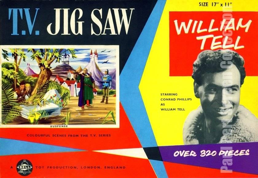 William Tell - Jigsaw Puzzle