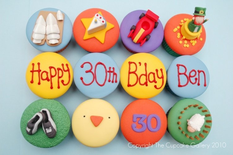 30th birthday set