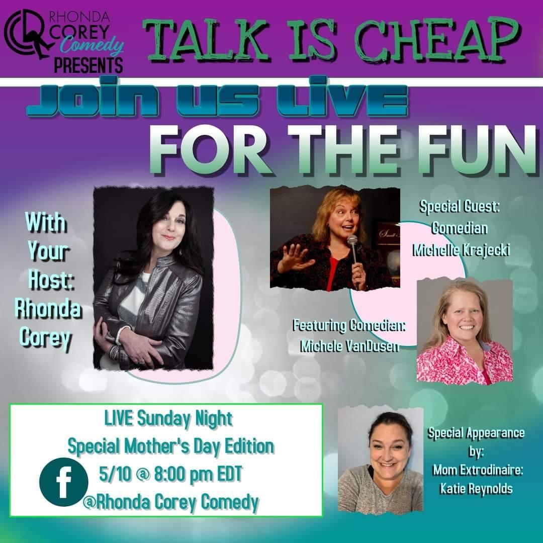 Talk Is Cheap with Rhonda Corey