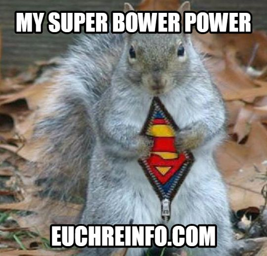 My super bower power