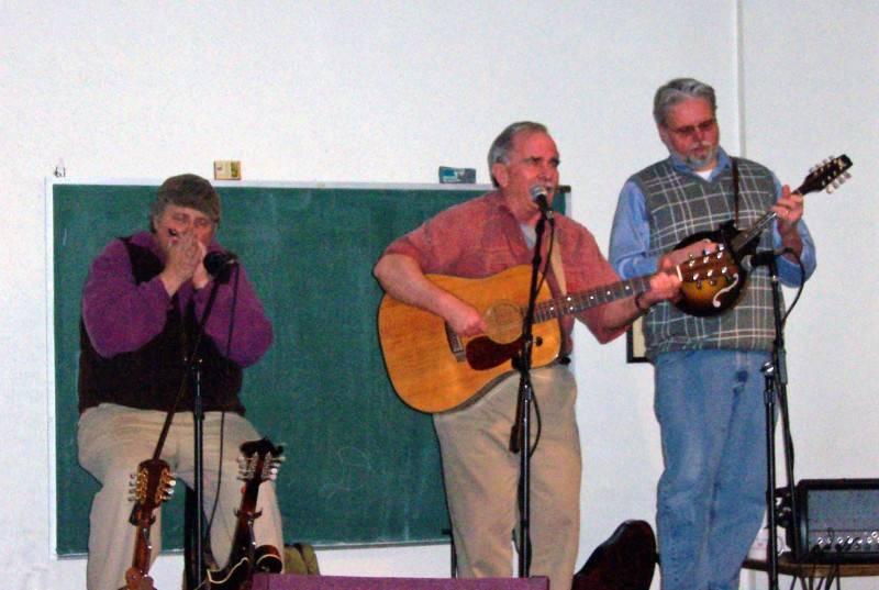 Allen Hopkins, Jim Clare & Perry Cleaveland
