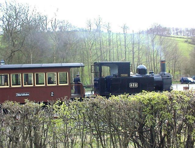 Llanfair light railway
