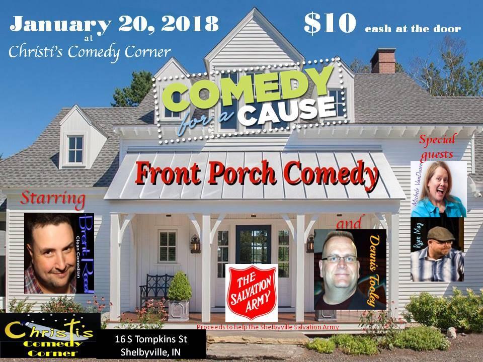 Christi's Comedy Corner 2018