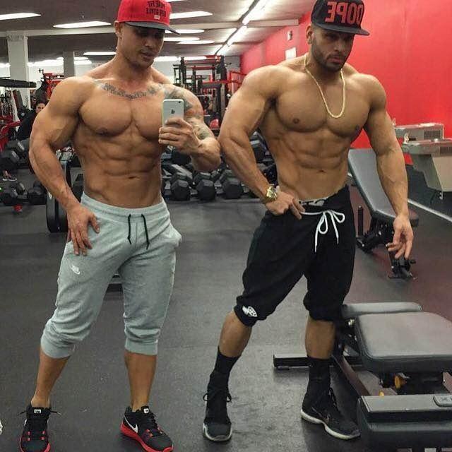 Gerardo Gabriel Pro Fitness Model