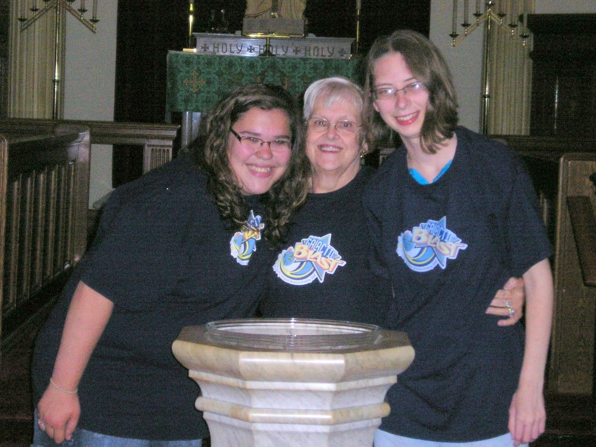 2010 VBS Music Staff