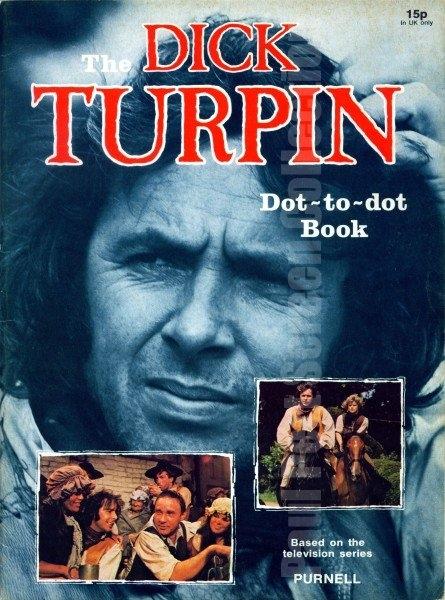 Dick Turpin - Dot-to-Dot Book