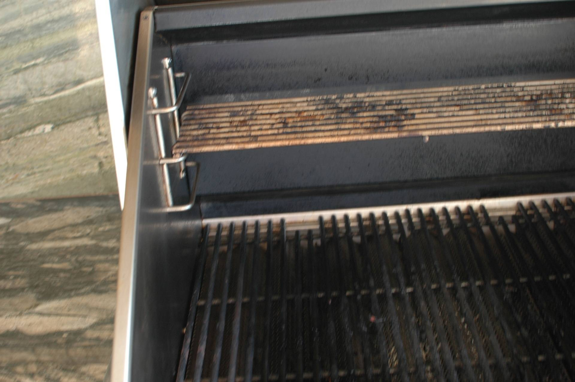 Before Dirty Grill