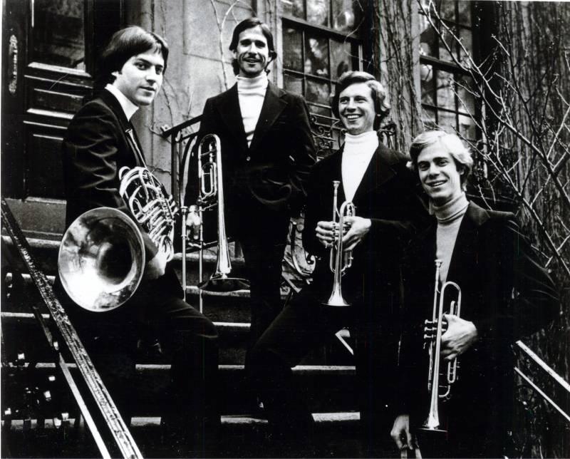 Metropolitan Brass Quartet