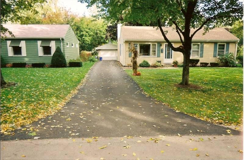 Wheaton Illinois - Before Application -  (1 of 2)