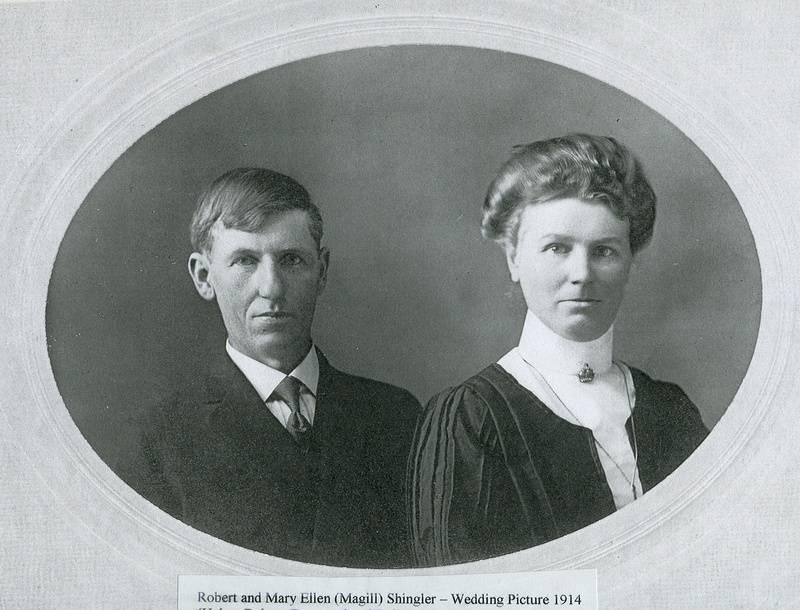Robert and Mary Ellen Shingler