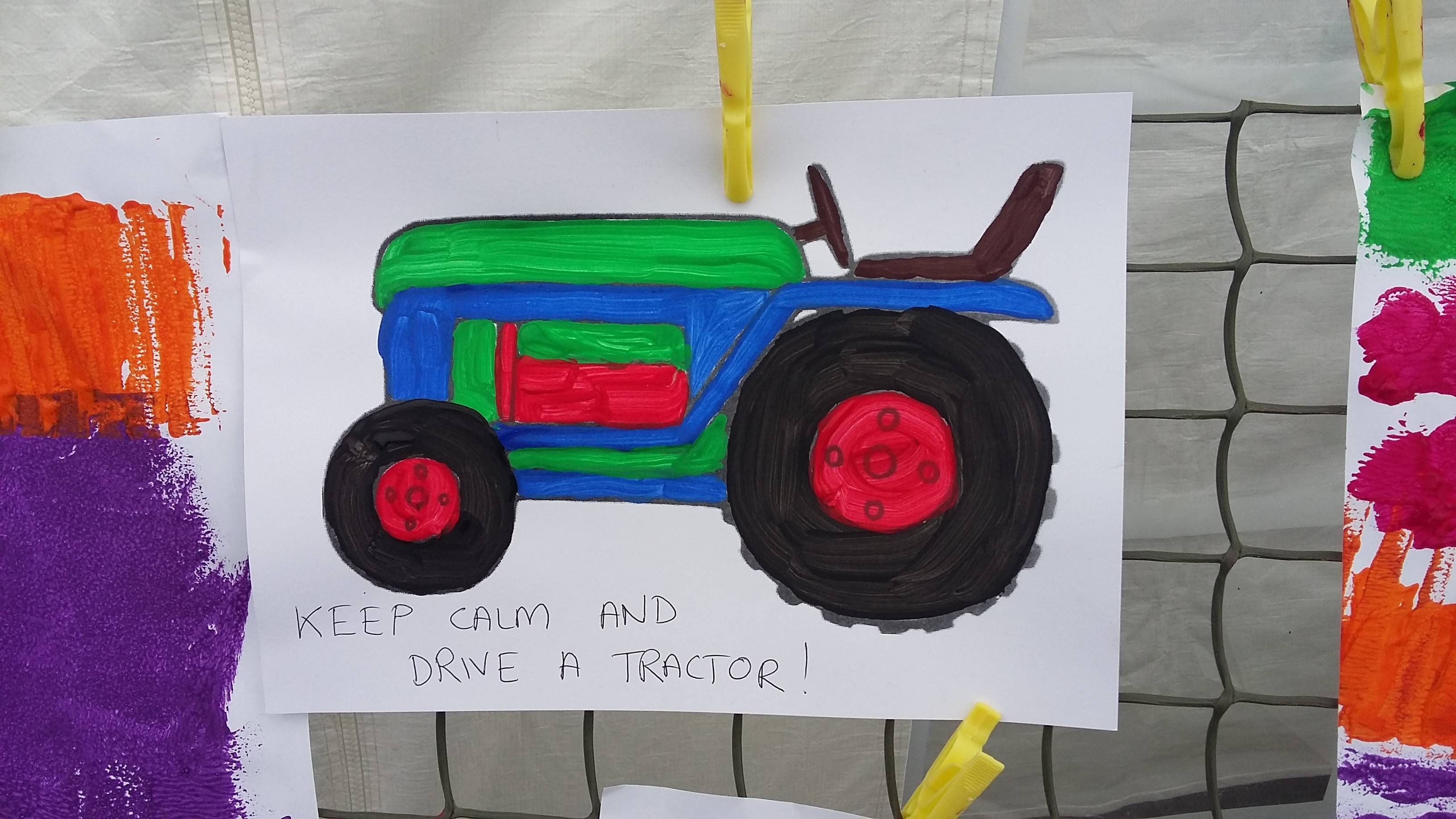 Tractor picture 2017
