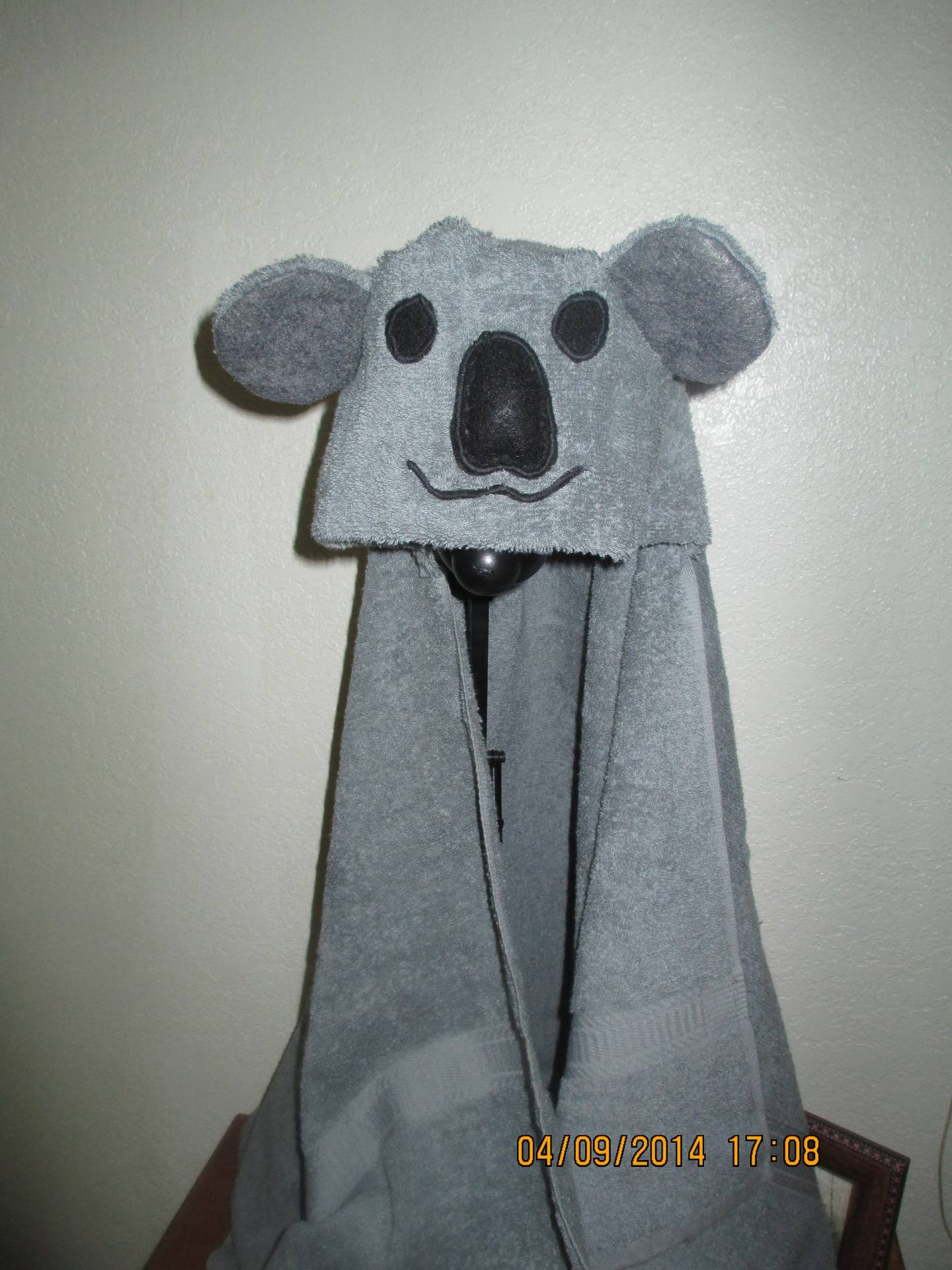 Novelty Hooded Bath Towel