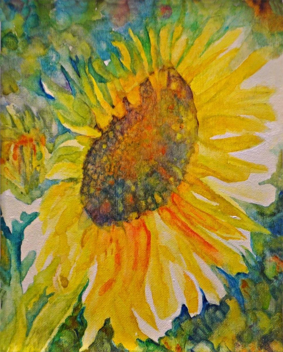 Floral-Hon. Men., Karen Orton