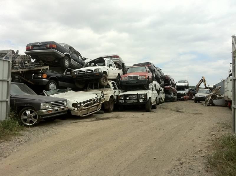 Scrap Car Yard